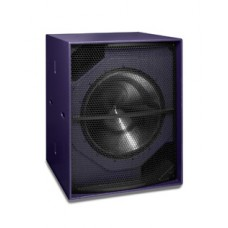 "BR132A Bass Reflex Loudspeaker Enclosure (with grill) (1 x 32"") - Traditional Paint Finish  Self powered with Powersoft linear motor- (no wheels)"