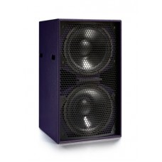 "BR121 Bass Reflex Loudspeaker Enclosure (with grill and M20 mounting plate) (1 x 21"")"