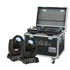 INFINITY iB-5R set 2pcs + case