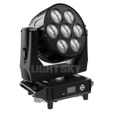 LIGHT SKY  7pcs *60W LED moving head wash