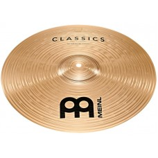 "Meinl 16"" Medium Crash Classics Custom"