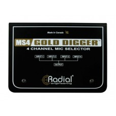 Radial Gold Digger (MS4)