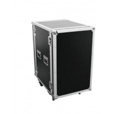 ROADINGER Amplifier Rack PR-2ST, 20U, 57cm with wheels