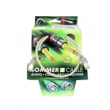 SOMMER CABLE CAT-5 cable FTP 0.6m gy