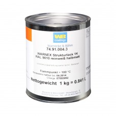 0131 WHI - Texture Paint white 1 kg
