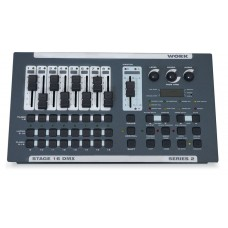Work STAGE 16  DMX Mixer
